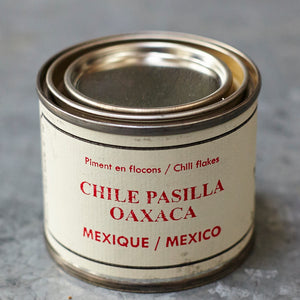 Épices de Cru Chilli Pasilla Oaxaca Flakes - Vinegar Shed