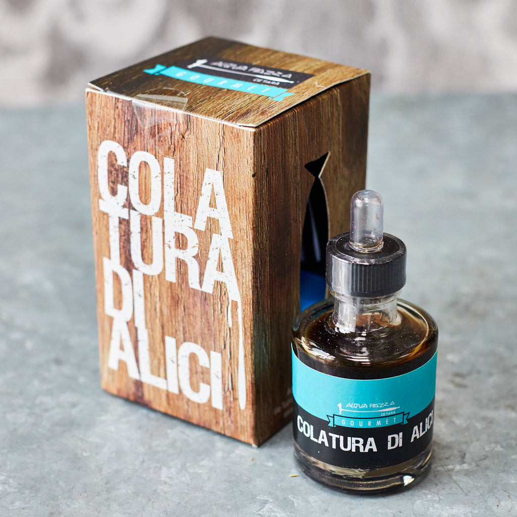Colatura di Alici - Vinegar Shed