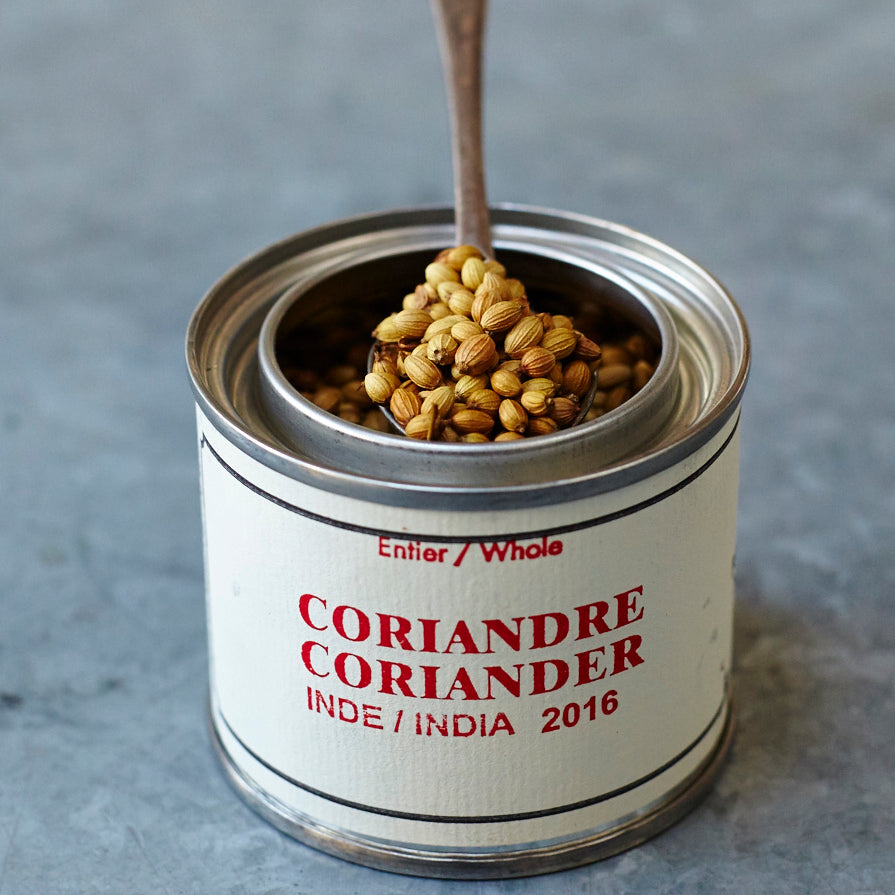 Épices de Cru Coriander Seeds - Vinegar Shed