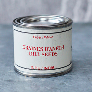 Épices de Cru Dill Seeds - Vinegar Shed