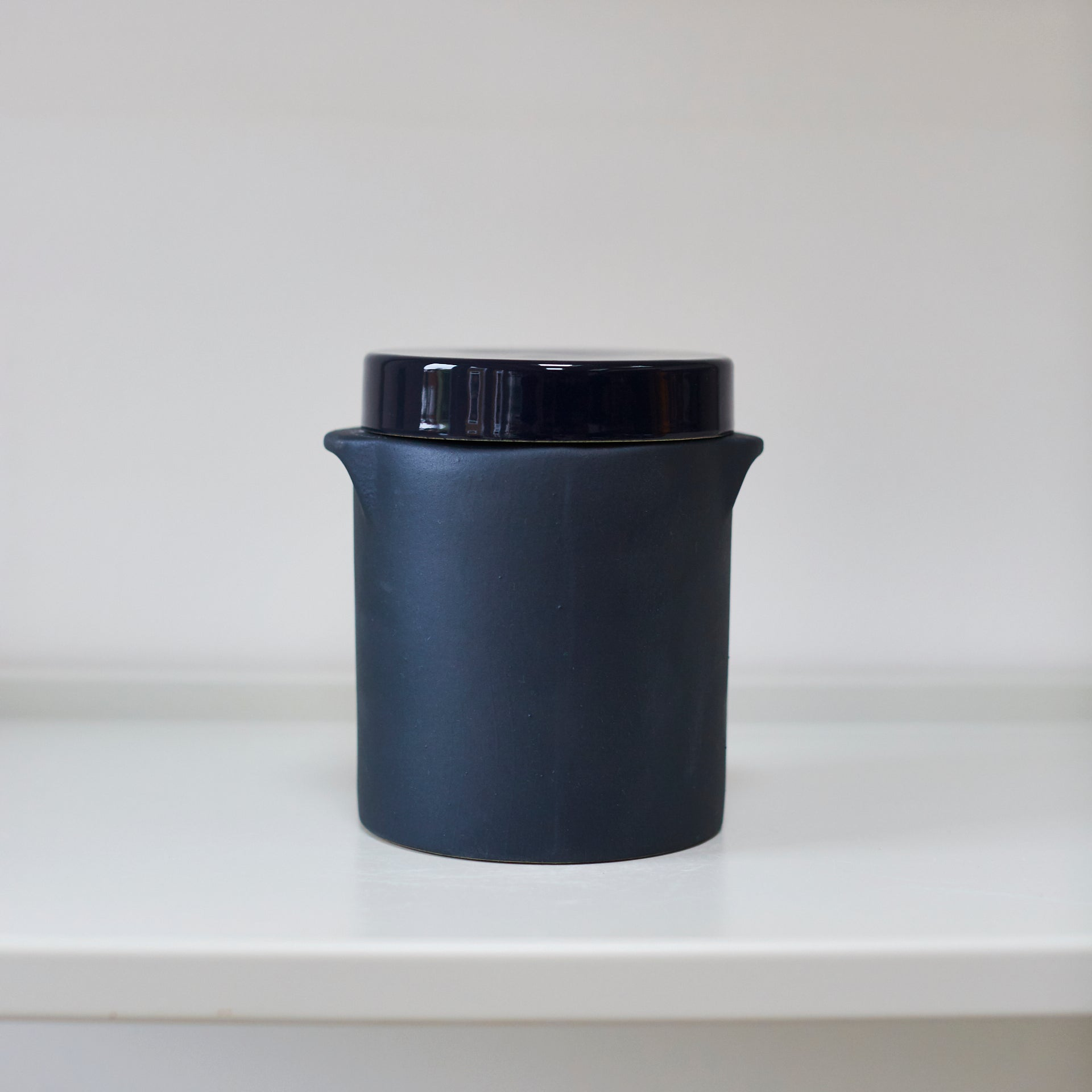 0e4d2800bf2d Dark Blue Ink Storage Jars– Vinegar Shed