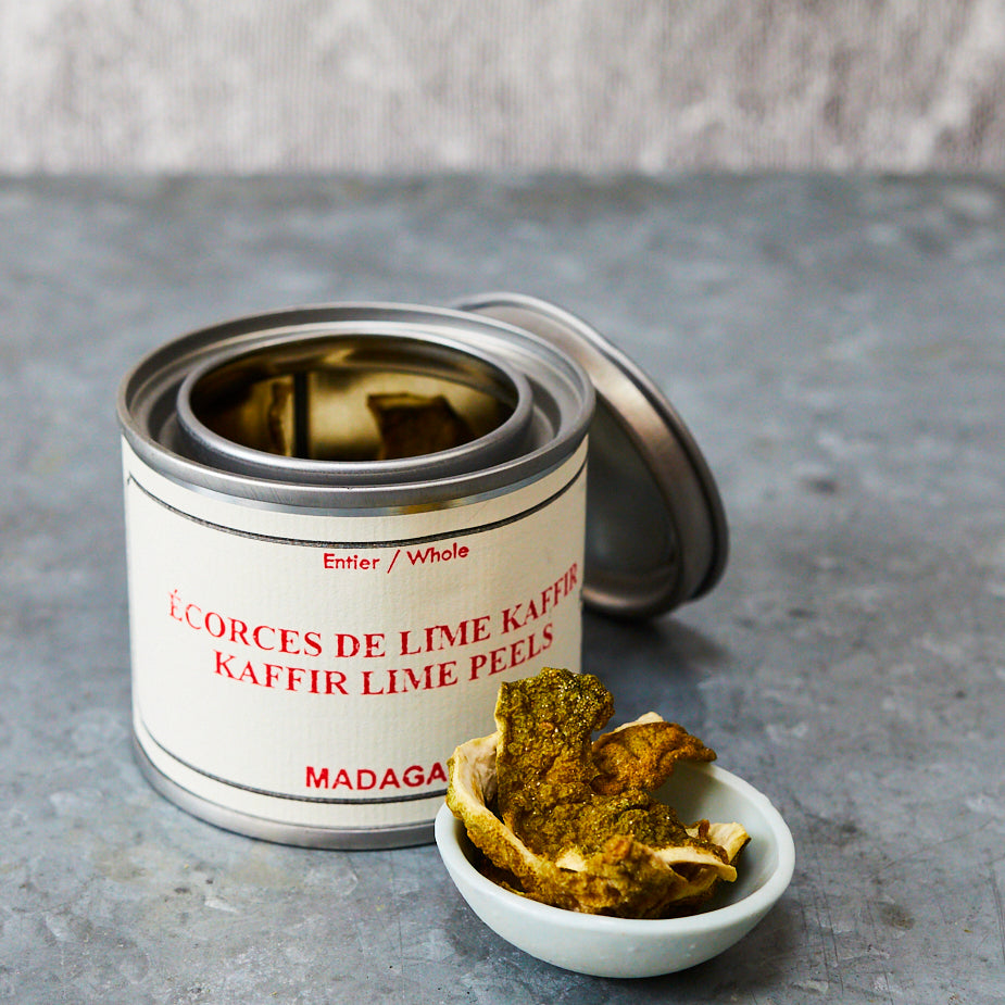 Épices de Cru Kaffir Lime Peels - Vinegar Shed