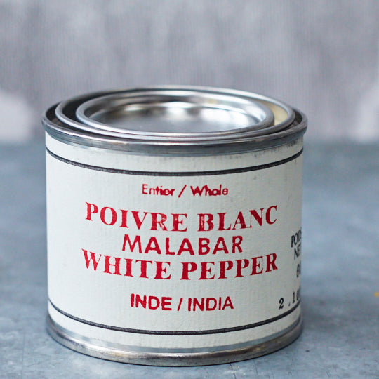 Épices de Cru Malabar White Pepper - Vinegar Shed