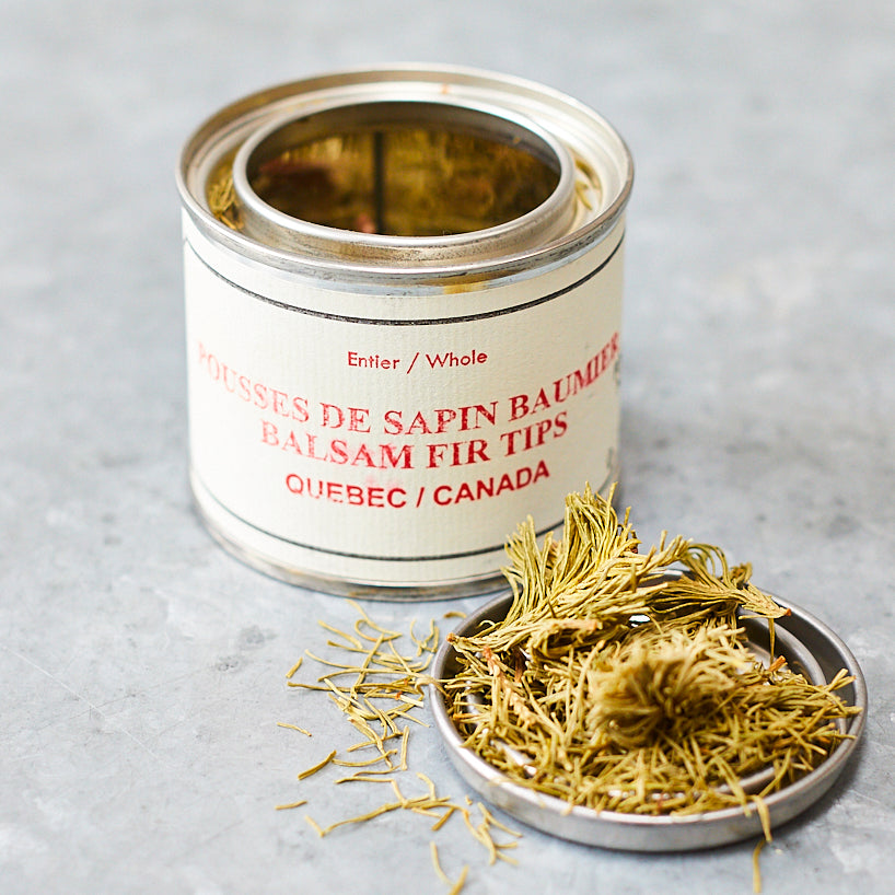 Épices de Cru Balsam Fir Tips - Vinegar Shed