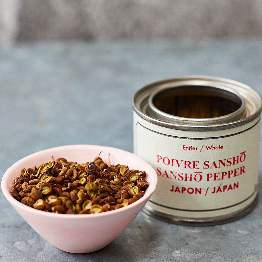 Épices de Cru Sansho Pepper - Vinegar Shed