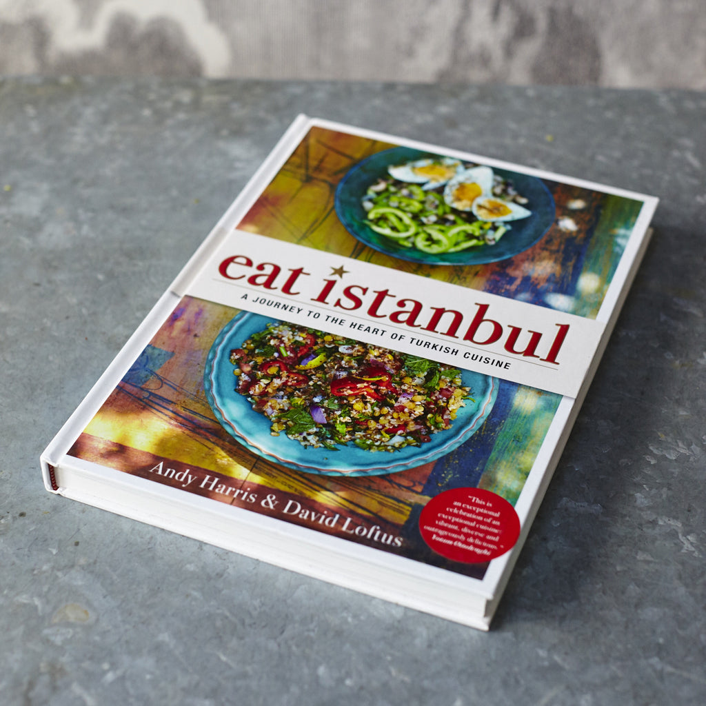 Eat Istanbul - A Journey to the Heart of Turkish Cuisine - Vinegar Shed