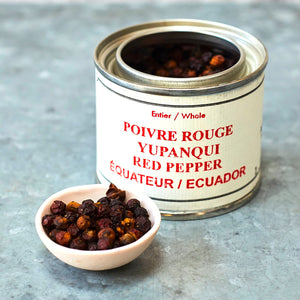 Épices de Cru Yupanqui Red Pepper - Vinegar Shed