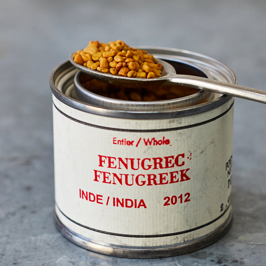 Épices De Cru Fenugreek - Vinegar Shed