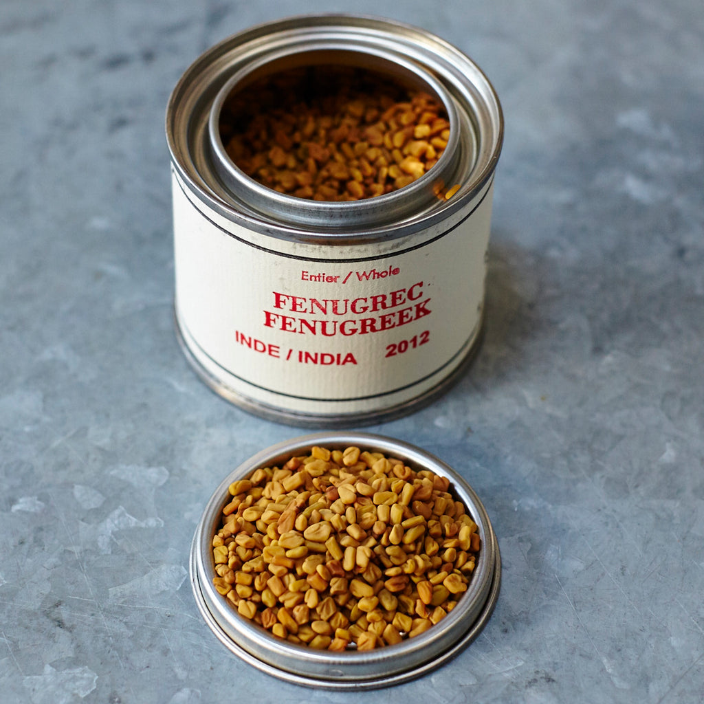Épices De Cru Fenugreek & Fenugreek leaves - Vinegar Shed