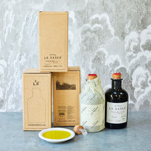 Finca La Barca Smoked Olive Oil - Vinegar Shed