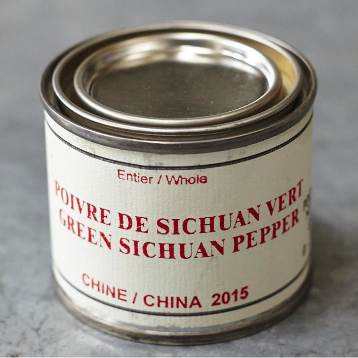 Épices de Cru Green Sichuan Pepper - Vinegar Shed