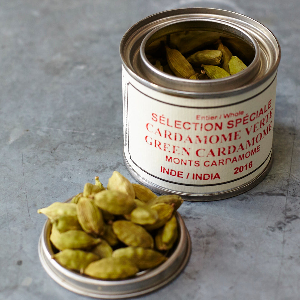 Épices De Cru Green Cardamom - Vinegar Shed