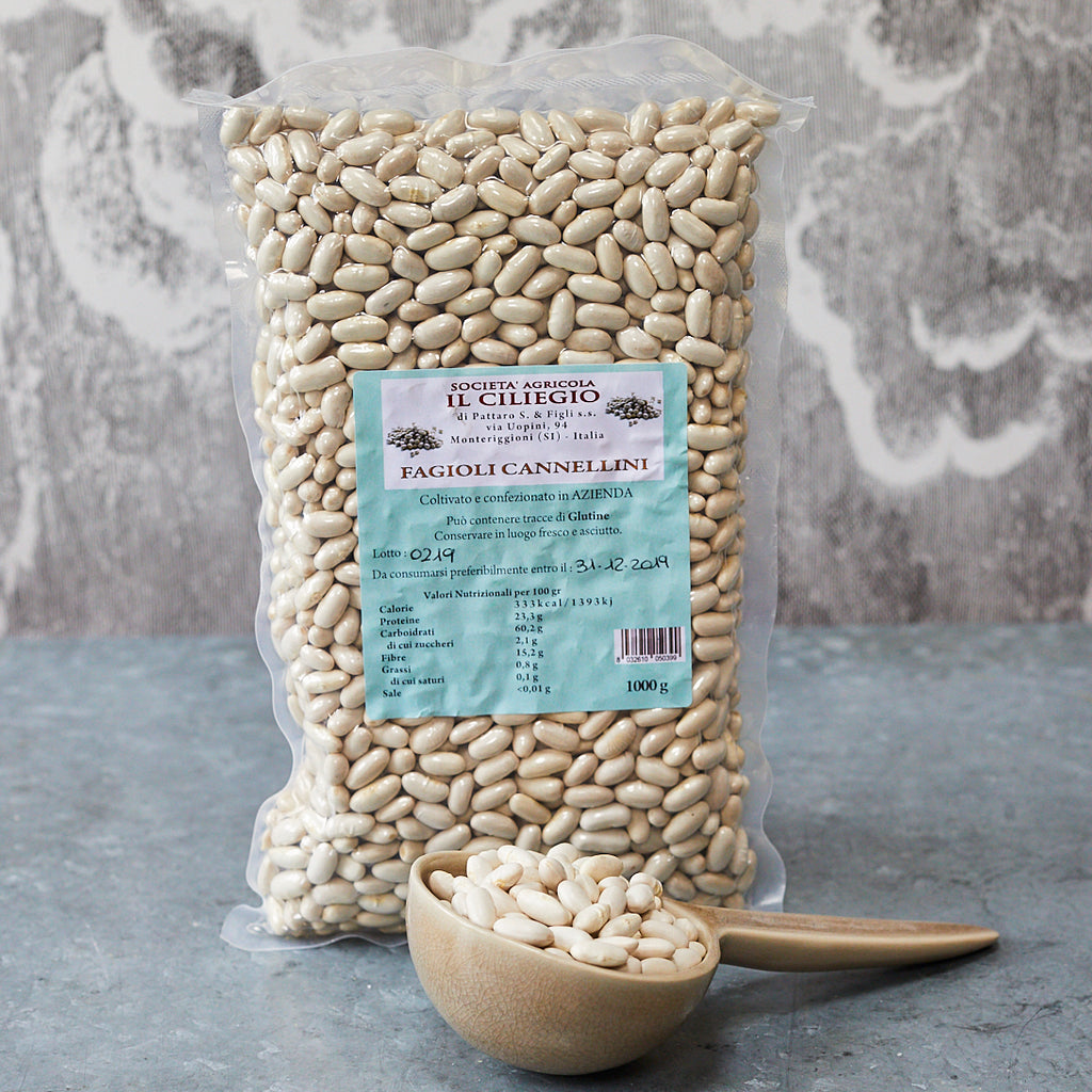 Cannellini Beans - Vinegar Shed