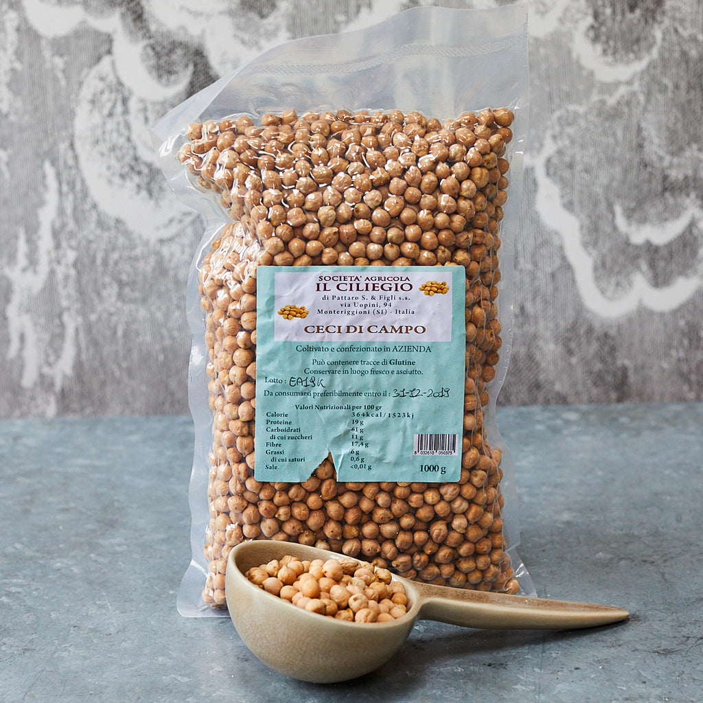 Chickpeas - Vinegar Shed