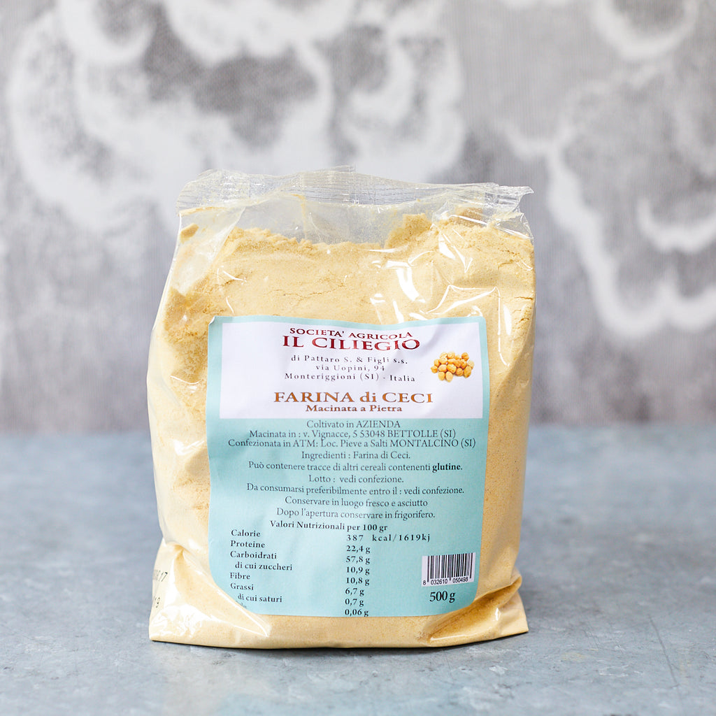 Chickpea Flour - Vinegar Shed
