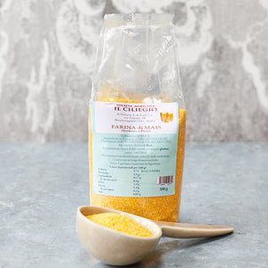 Polenta - Vinegar Shed