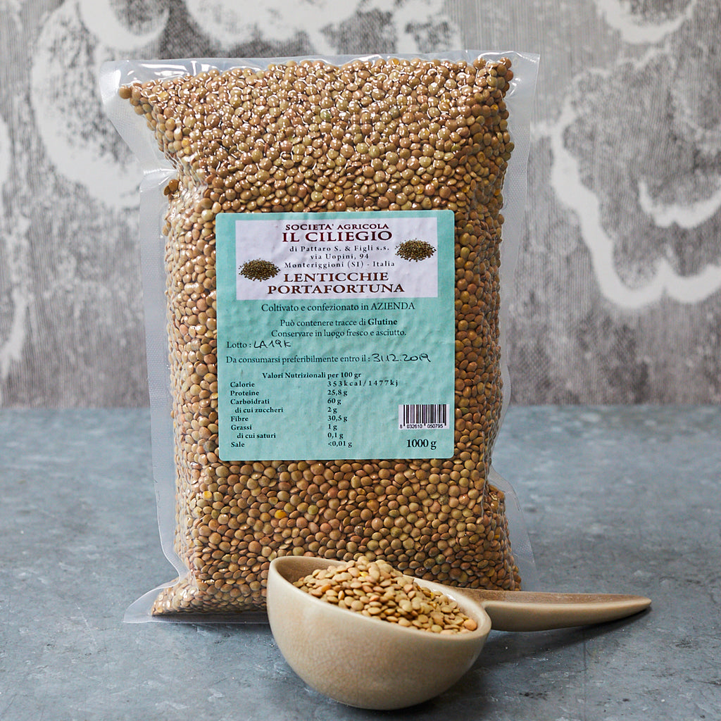 Lentils - Vinegar Shed