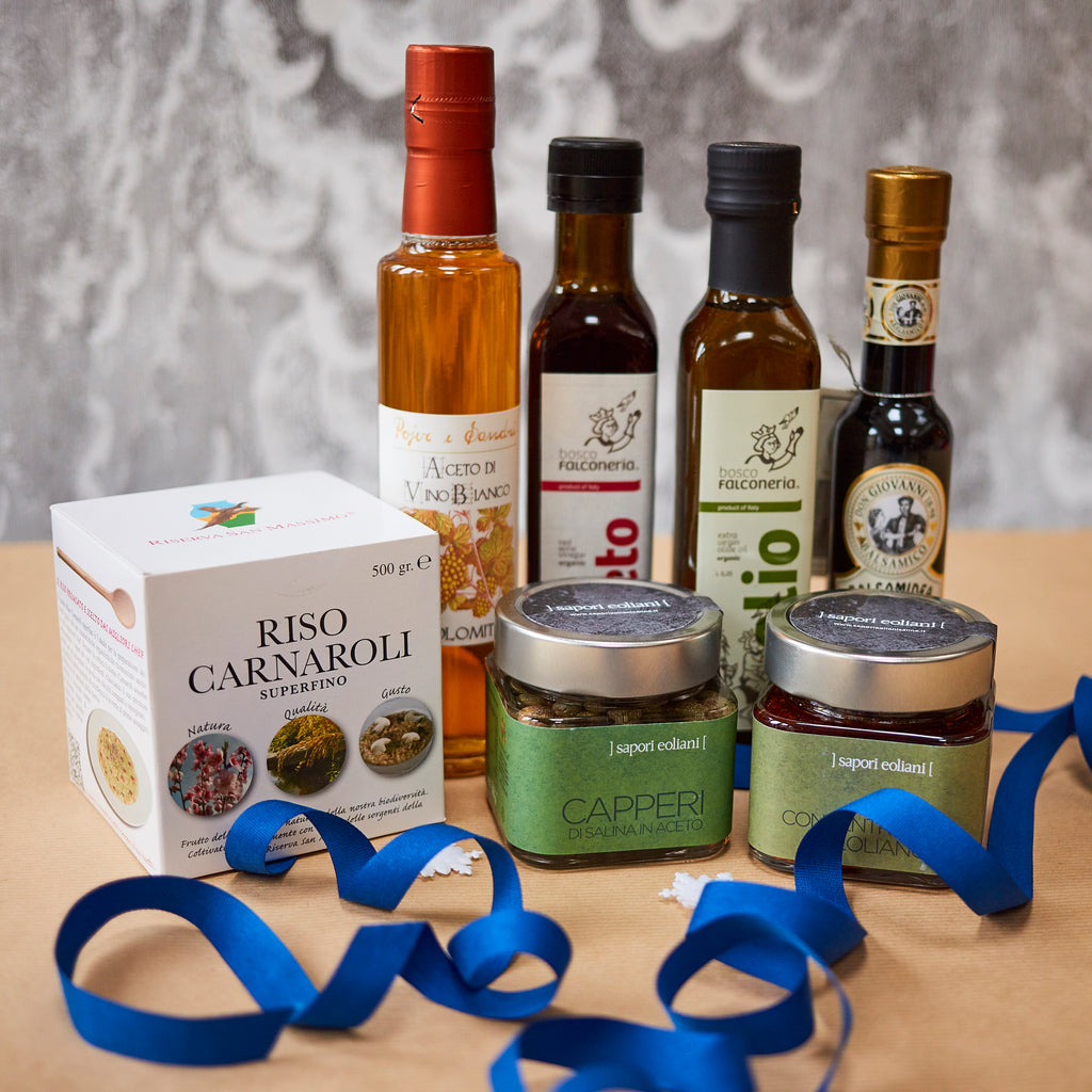 Italian Hamper - Vinegar Shed