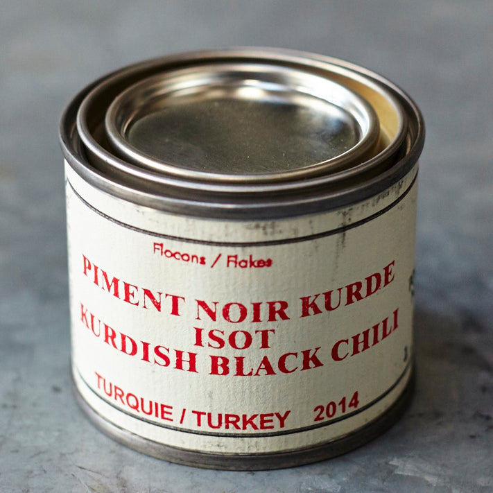 Épices de Cru Isot Urfa Kurdish Black Chilli - Vinegar Shed