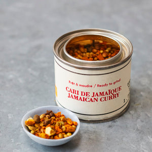 Épices de Cru Jamaican Curry - Vinegar Shed