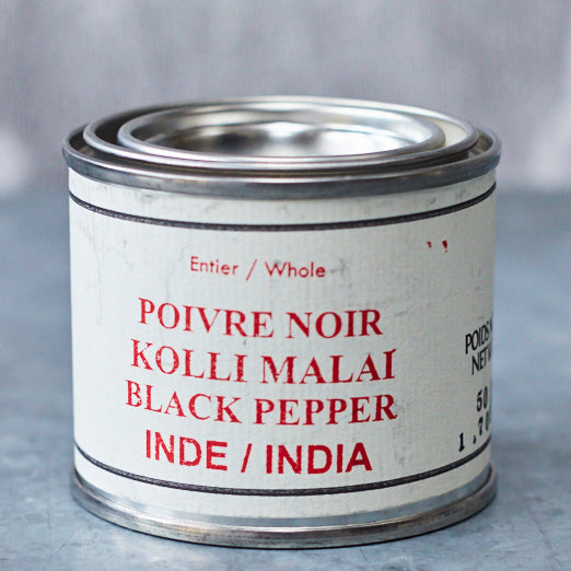 Épices de Cru Kolli Malai Pepper - Vinegar Shed