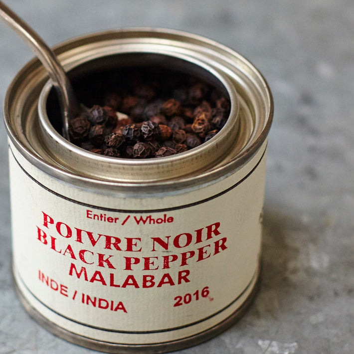 Épices de Cru Malabar Black Pepper - Vinegar Shed