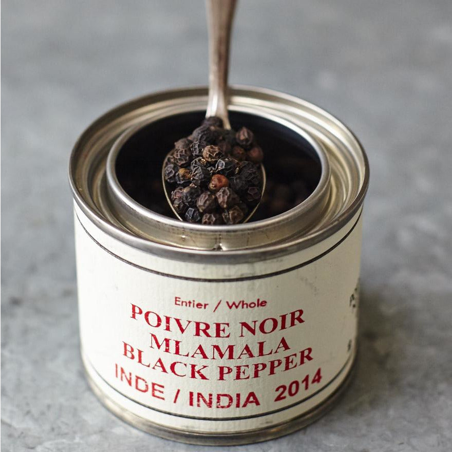 Épices De Cru Mlamala Black Pepper - Vinegar Shed