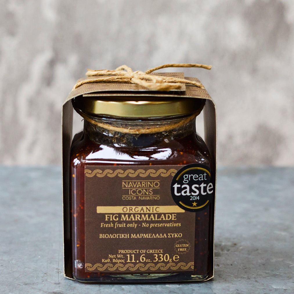 Organic Fig Marmalade - Vinegar Shed
