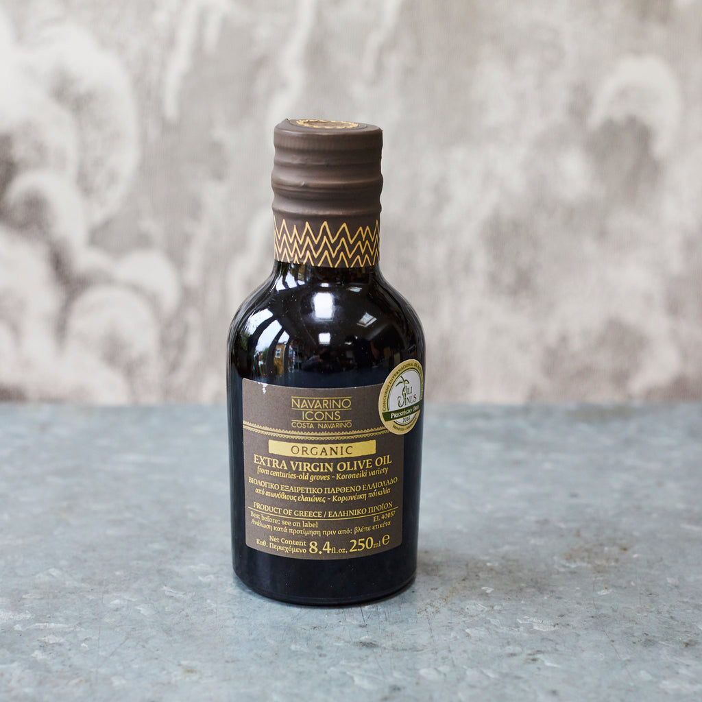 Navarino Icons Organic Extra-Virgin Olive Oil - Vinegar Shed