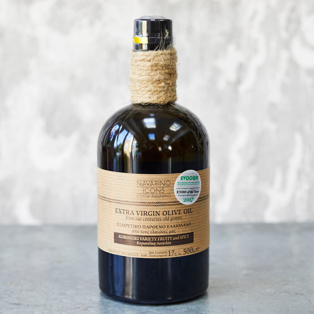 Navarino Icons Extra-Virgin Olive Oil - Vinegar Shed