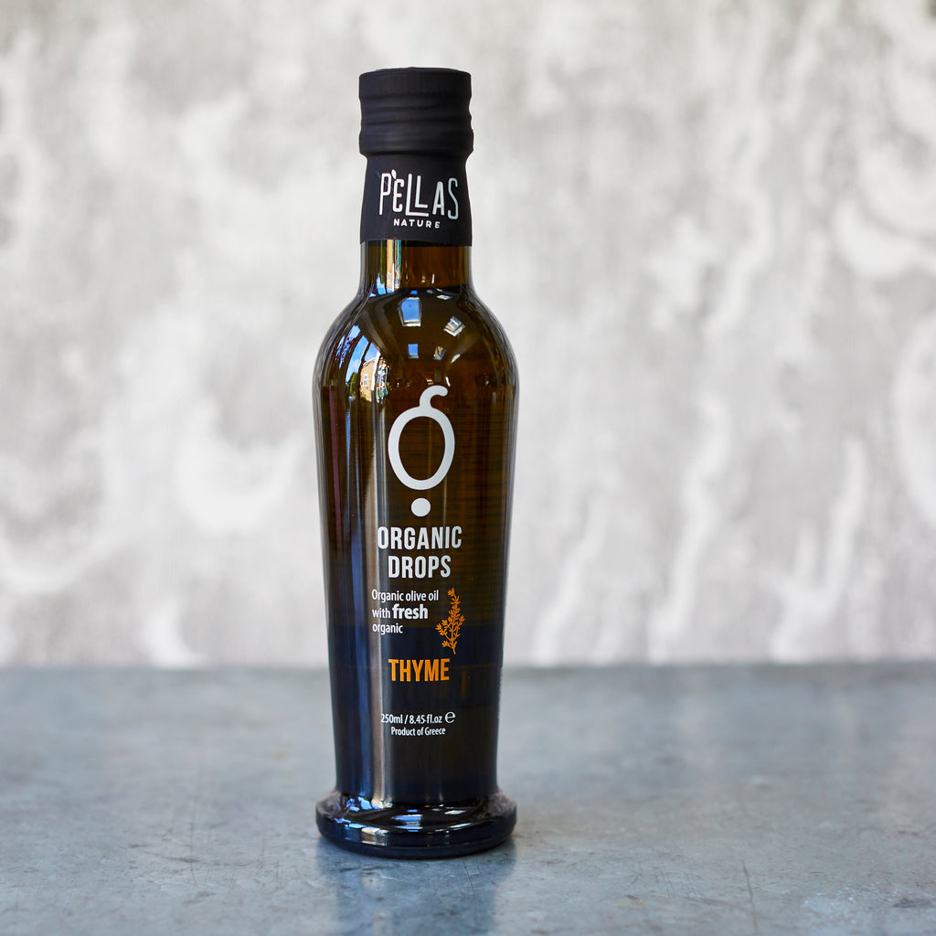 Pellas Nature Organic Drops Olive Oil Gift Box - Vinegar Shed
