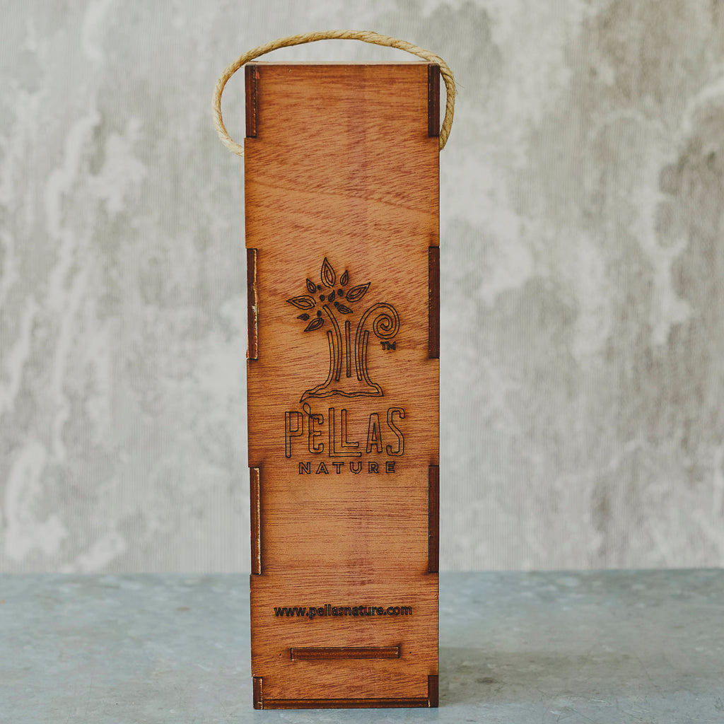 Pellas Organic Drops Olive Oil Gift Box - Vinegar Shed