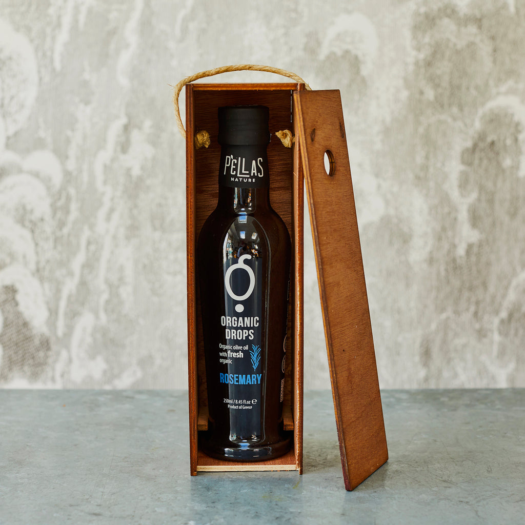 Organic Olive Oil Gift Box - Vinegar Shed