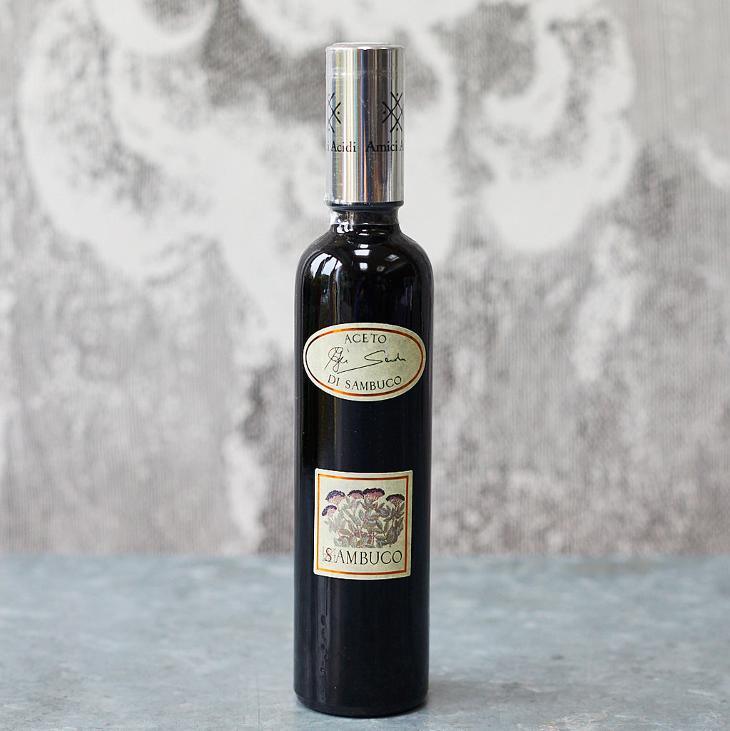 Elderberry Vinegar - Vinegar Shed