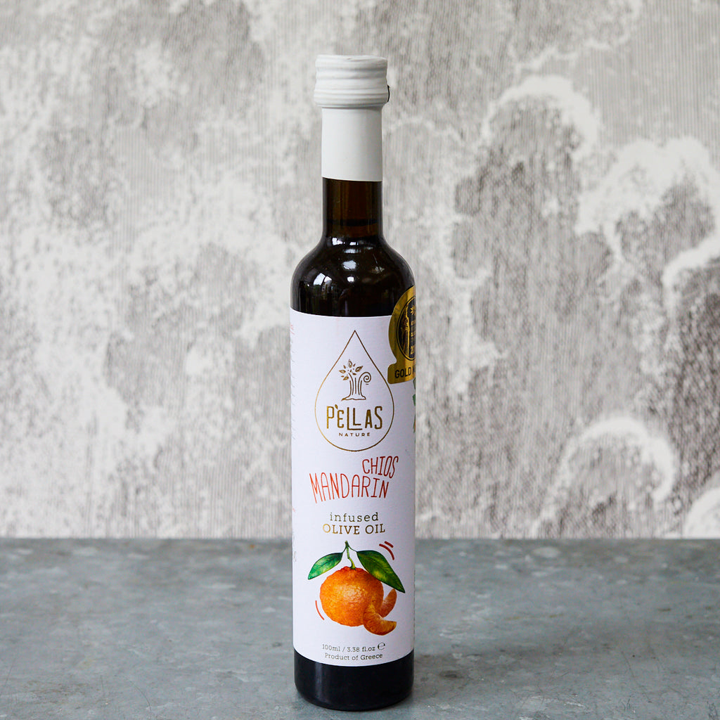 Organic Chios Mandarin Olive Oil - Vinegar Shed