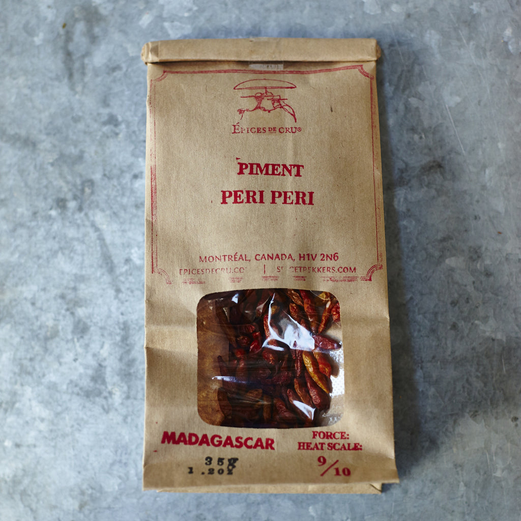 Épices de Cru Peri-Peri Chilli - Vinegar Shed