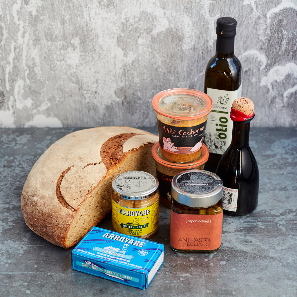 Half Loaf Poilâne Hamper - Vinegar Shed