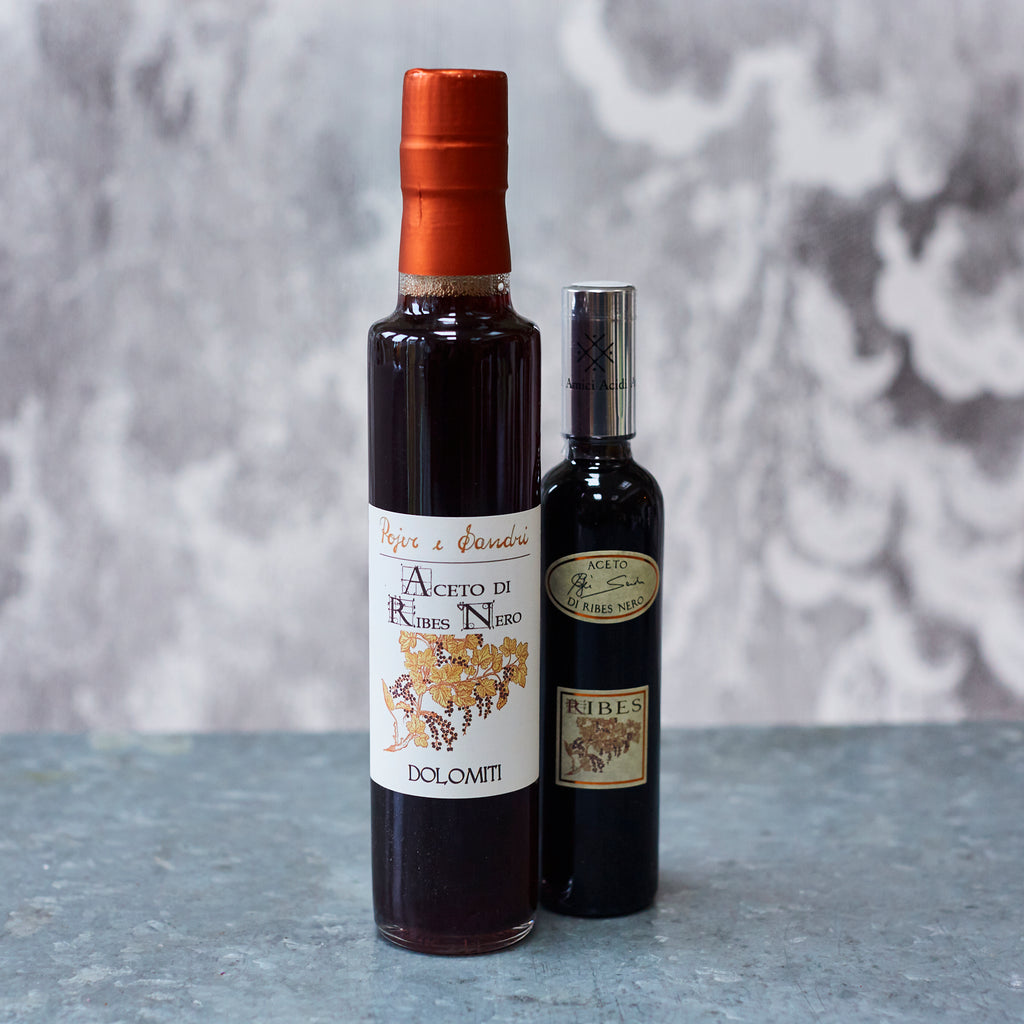 Blackcurrant Vinegar - Vinegar Shed