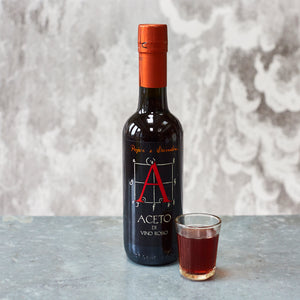 Alpine Red Wine Vinegar - Vinegar Shed