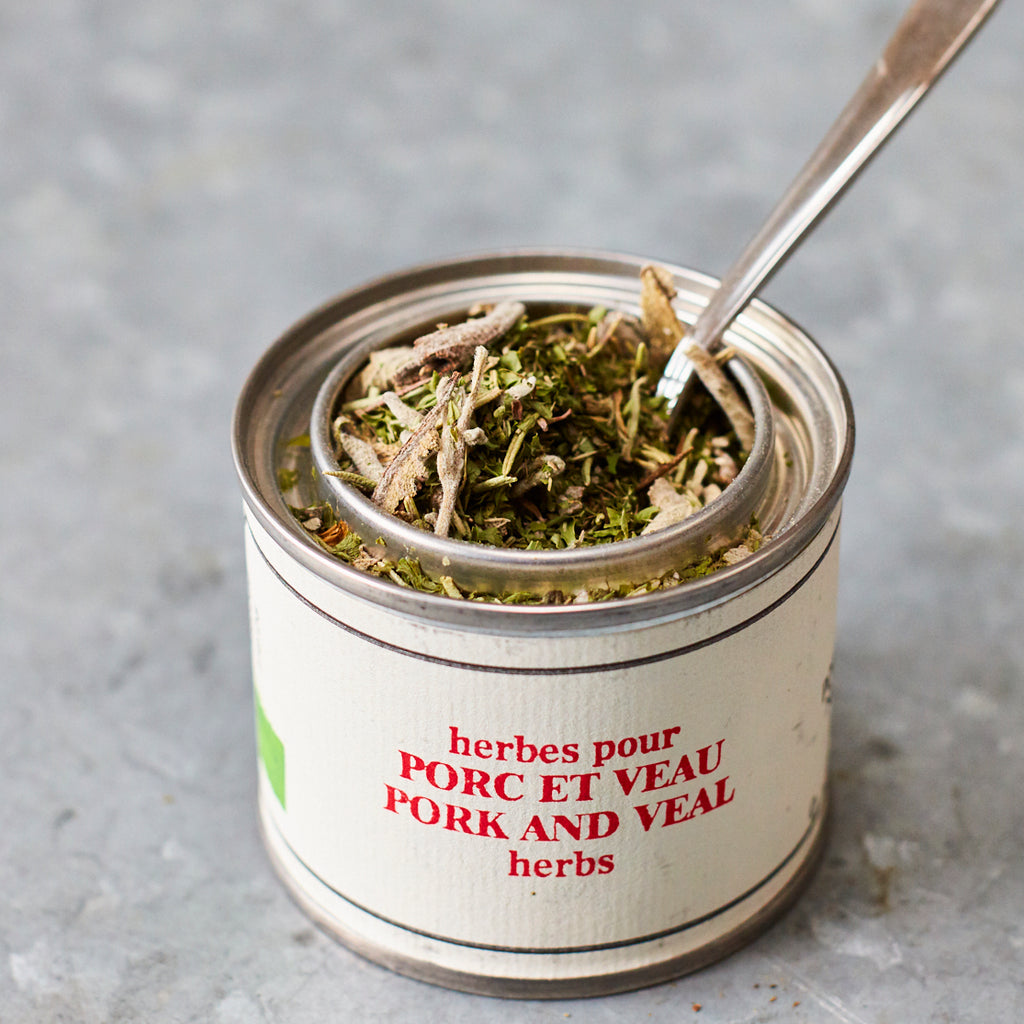 Épices de Cru Herbes de Provence Pork and Veal - Vinegar Shed