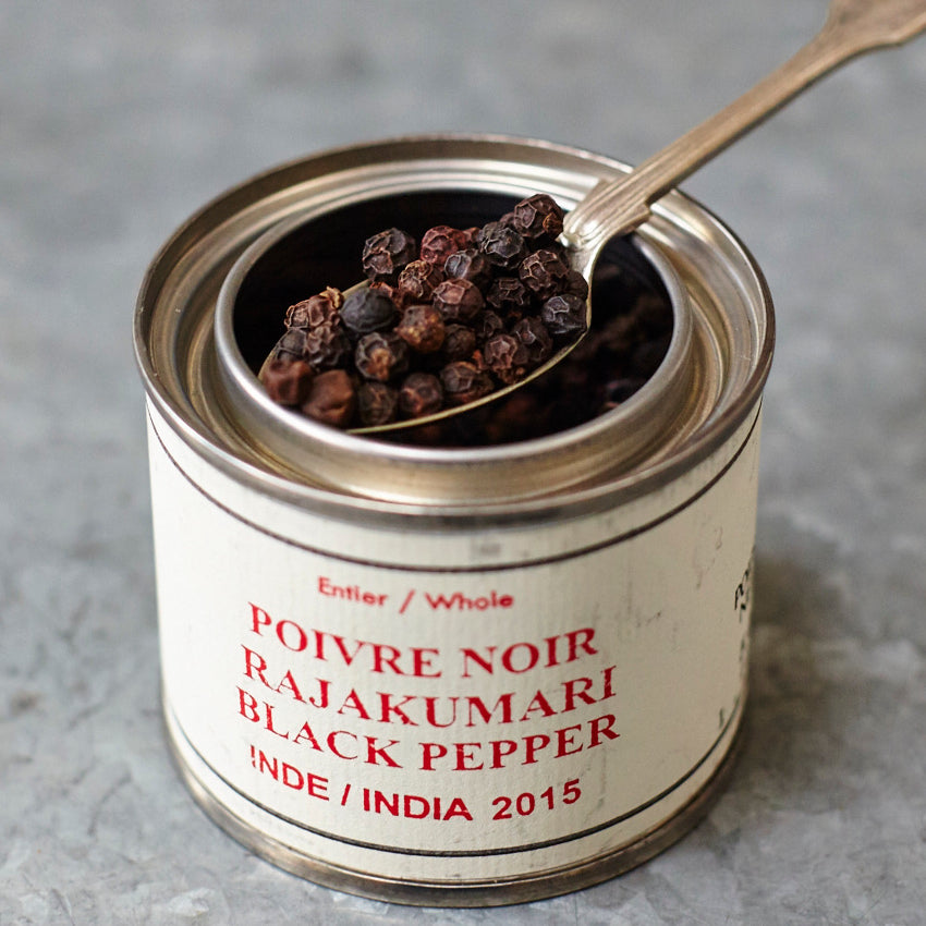Épices De Cru Rajakumari Black Pepper - Vinegar Shed
