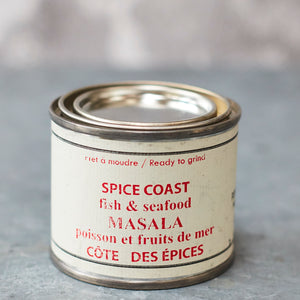Épices de Cru Spice Coast Fish & Seafood Masala - Vinegar Shed