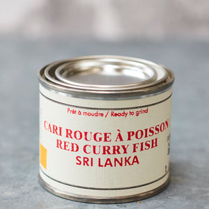 Épices de Cru Sri Lankan Red Curry Fish - Vinegar Shed
