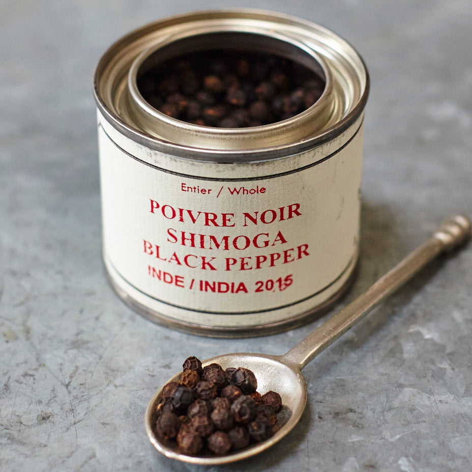 Épices De Cru Shimoga Black Pepper - Vinegar Shed