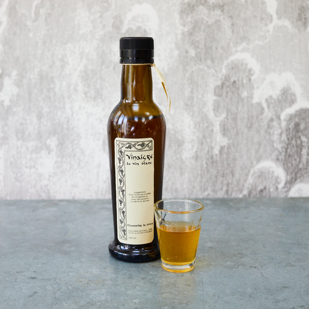 Organic White Wine Vinegar - Vinegar Shed