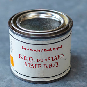 Épices de Cru Staff BBQ Spices - Vinegar Shed