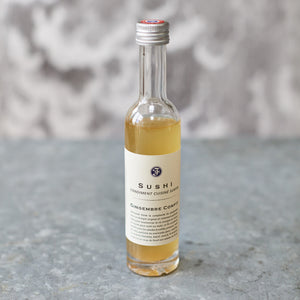 Sushi Ginger Vinegar - Vinegar Shed