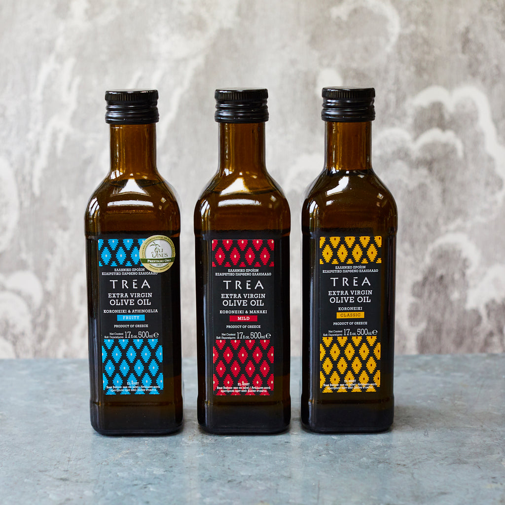 Trea Koroneiki Extra-Virgin Olive Oil - Vinegar Shed