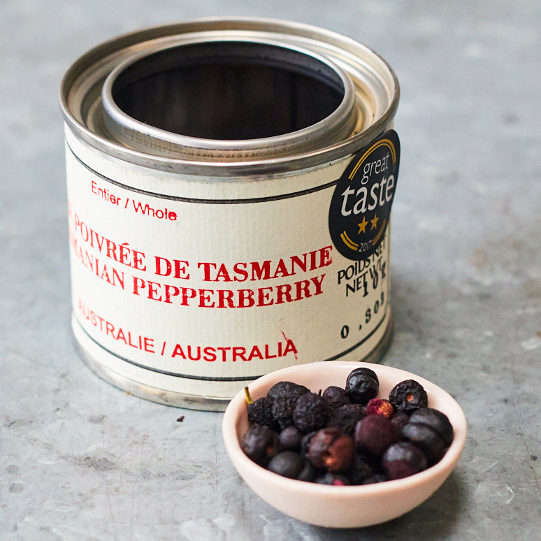 Épices de Cru Tasmanian Pepper Berries - Vinegar Shed