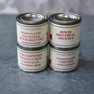 Épices de Cru Canadian Spice Kit - Vinegar Shed